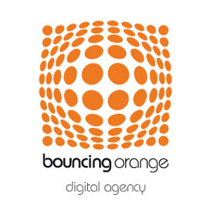 Bouncing Orange logo