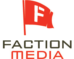 Faction Media logo