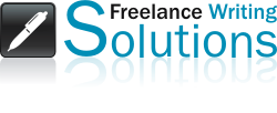 Freelance Writing Solutions logo