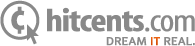 Hitcents logo