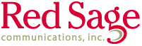 Red Sage Communications, Inc. logo