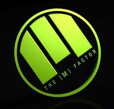 The M Factor  logo