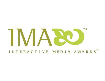 Interactive Media Awards logo