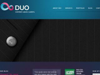 Duo Consulting screen shot